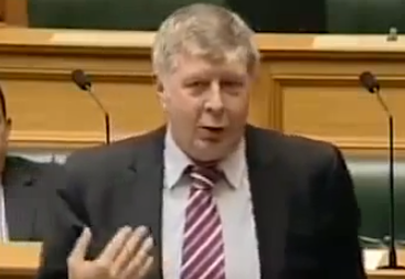 New Zealand MP's hilarious gay marriage speech