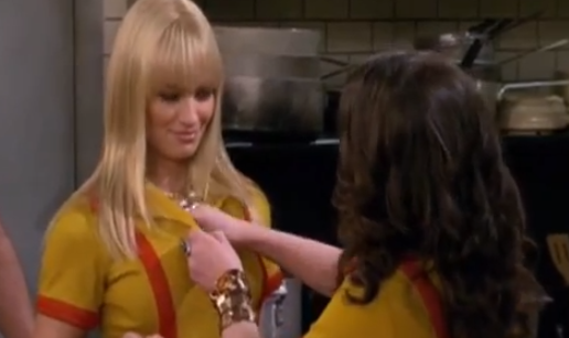 2 Broke Girls - Season 2 - Girl & Girl Jokes