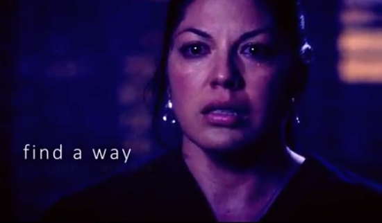 Callie & Arizona (Grey's Anatomy) - Find A Way