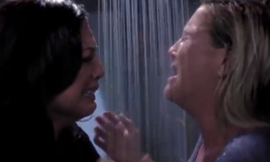 Callie & Arizona (Grey's Anatomy) - Only Fading To The Dark