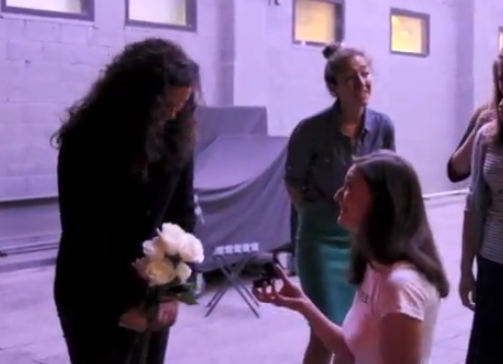 Lily & Nicole - Lesbian Marriage Proposal - Marry You