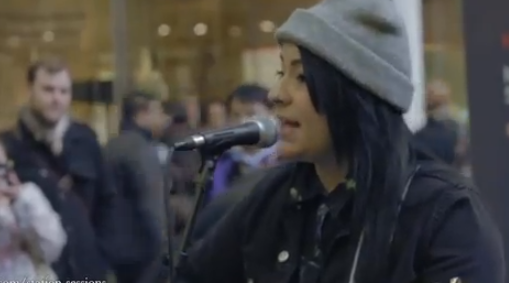 Lucy Spraggan - The Station Sessions Festival 2013