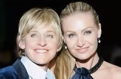 The Oprah Winfrey Show - Ellen and Portia