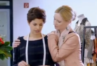 Rebecca & Marlene (Verbotene Liebe) - Episode 4273