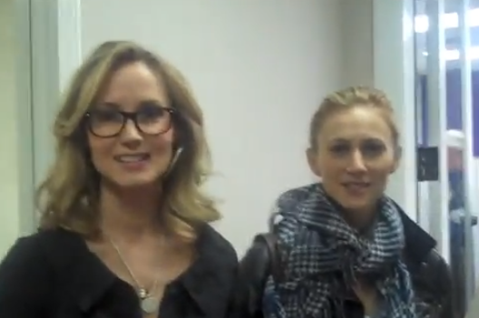 Stamie & Tracy - Chely Wright's LikeMe Lighthouse Opening in Kansas City