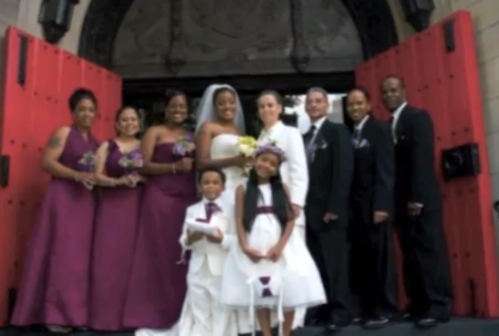 Ebony & Denise - A Lesbian Wedding In New York City