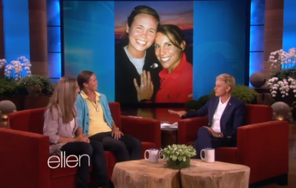 The Ellen Show - Military Couple Get a Wedding Surprise