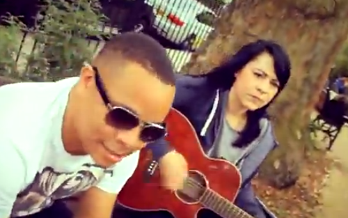 Ironik FT Lucy Spraggan - Soul Mate (Acoustic Session)