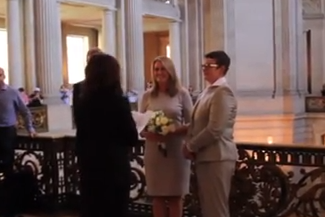 I Now Pronounce You: Spouses for Life (California's First Post-Prop 8 & DOMA Wedding)