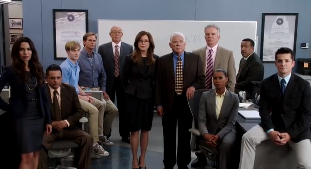 GLSEN - Major Crimes: Anti-Bullying PSA