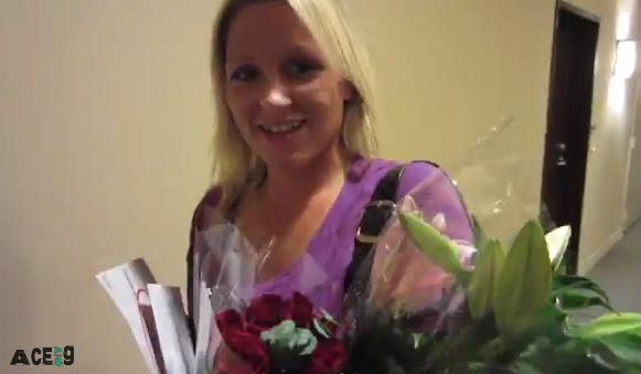 Ace & G - Hot Wife Gets Flowers (8/9/2013)