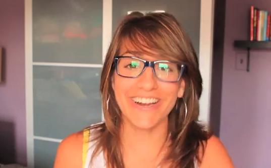 Arielle Scarcella (GirlfriendsTV) - A Message to 'Lesbian Men'