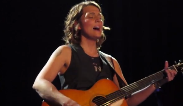 Brandi Carlile - Amazing Grace (Unplugged)