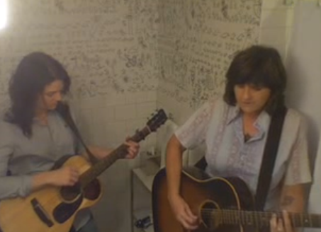 Brandi Carlile & Amy Ray - Stand and Deliver
