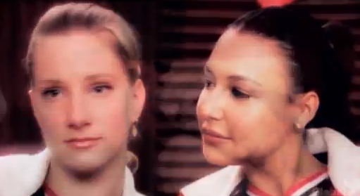 Brittany & Santana (Glee) - You Always Take It Further