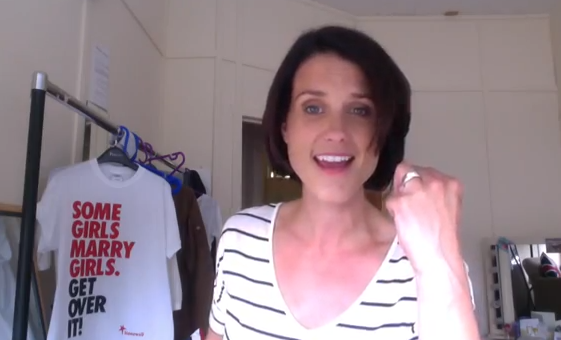 Heather Peace - Manchester Pride Announcement