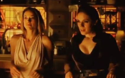 Lauren, Bo & Tamsin (Lost Girl) - Try