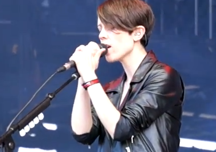 Tegan & Sara - I Was A Fool (Live @ Chicago Lollapaooza)