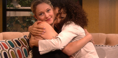 Access Hollywood - Teri Polo, Sherri Saum talk The Fosters