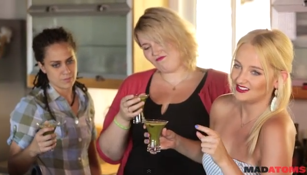 Calling In Drunk - Season 3, Episode 4 - Alcohol Is Healthy With Meghan Tonjes