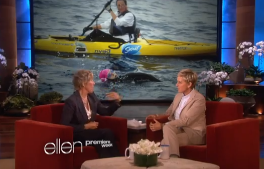 The Ellen DeGeneres Show - Diana Nyad On How She Did It