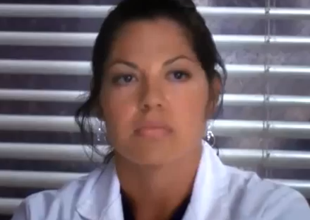 Callie & Arizona (Grey's Anatomy) - Season 10, Episode 1 (Part 1)