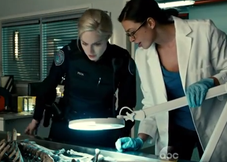 Gail & Holly (Rookie Blue) - Season 4, Episode 7