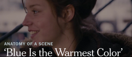 Anatomy of a Scene: 'Blue Is the Warmest Color'