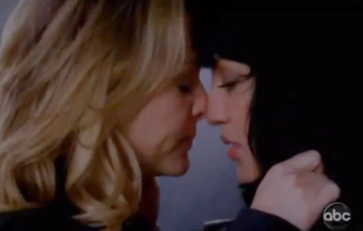 Callie & Arizona (Grey's Anatomy) - Wrecking Ball