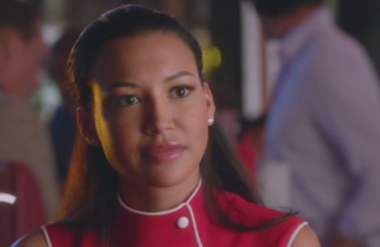Santana & Dani (Glee) - Season 5, Episode 2