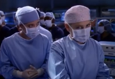 Callie & Arizona (Grey's Anatomy) - Season 10, Episode 5 (Part 2)