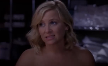 Callie & Arizona (Grey's Anatomy) - Season 10, Episode 4 (Part 2)