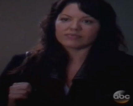 Callie & Arizona (Grey's Anatomy) - Season 10, Episode 3 (Part 2)