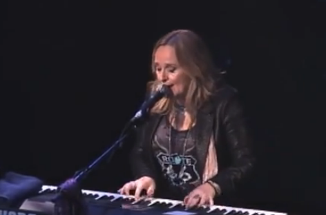 Melissa Etherdige - A Disaster (Live @ On Canvas)