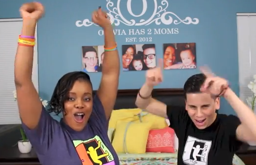 OliviaHas2Moms - Lesbian Moms: Our Coming Out Story