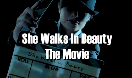 She Walks In Beauty - Casting Call 2