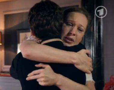 Rebecca & Marlene (Verbotene Liebe) - Episode 4375