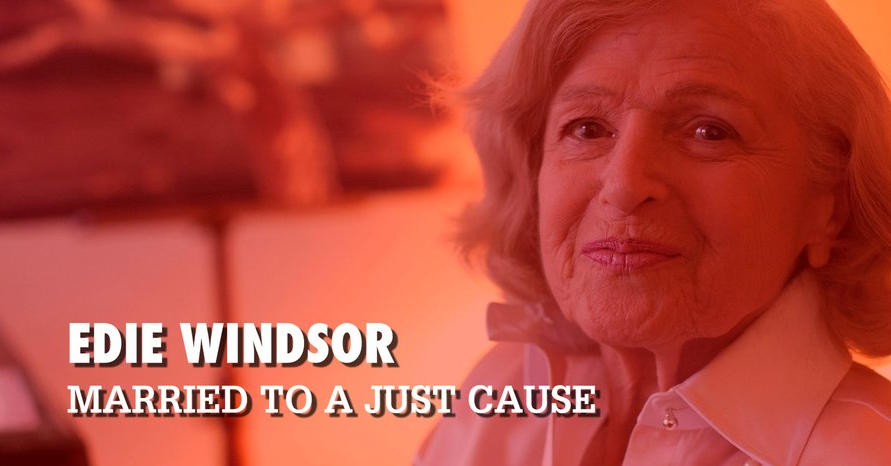 Edie Windsor - Forward 50