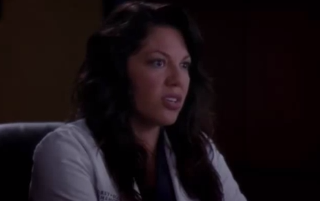 Callie & Arizona (Grey's Anatomy) - Season 10, Episode 8 (Part 1)