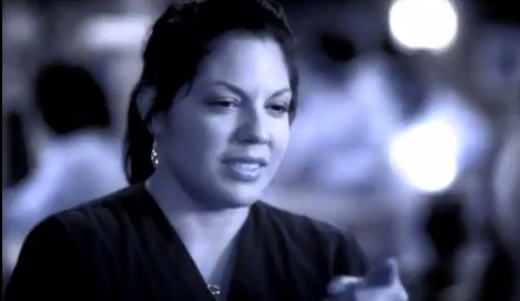 Callie & Arizona (Grey's Anatomy) - Love Me Again