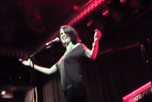 Heather Peace Live @ Voodoo Lounge Edinburgh (Part 1)