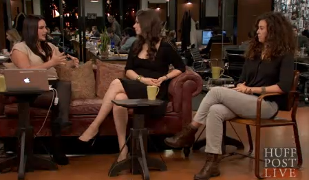 HuffPostLive - So, What Do Lesbians Actually Do...In Bed?