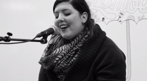 Mary Lambert - She Keeps Me Warm (Pandora Whiteboard Sessions)