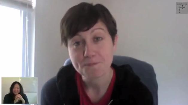 Producing Juliet - Cast Conversations: Stacey Raymond