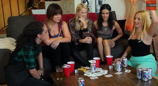 Calling In Drunk - Season 4, Episode 4 - How Girls Cheat At Drinking Games