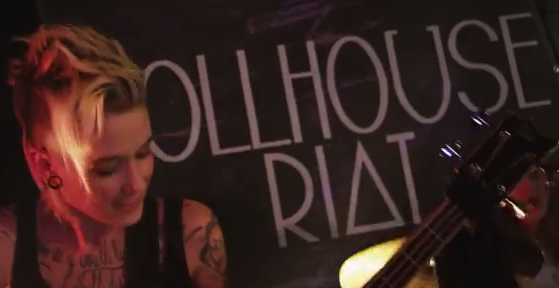 Dollhouse Riot - Secrets (Official Music video)
