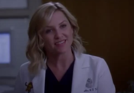 Callie & Arizona (Grey's Anatomy) - Season 10, Episode 11 (Part 2)