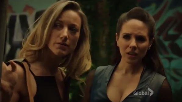 Bo & Lauren (Lost Girl) - Season 4, Episode 5 (Part 2)