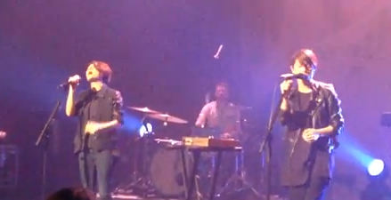 Tegan & Sara - How Come you Don't Want Me (Live @ Orlando, FL.)
