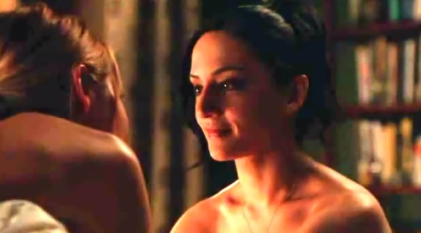Kalinda & Jenna (The Good Wife) - Season 5, Episode 10